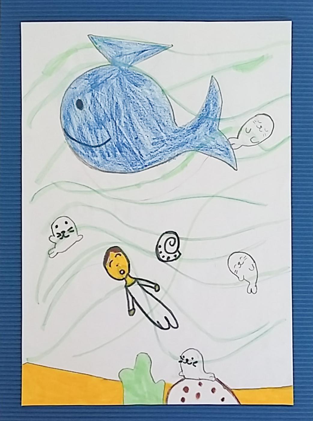 le chant de la mer
