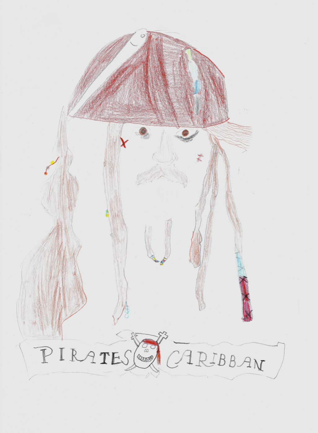 pirate des caraibes