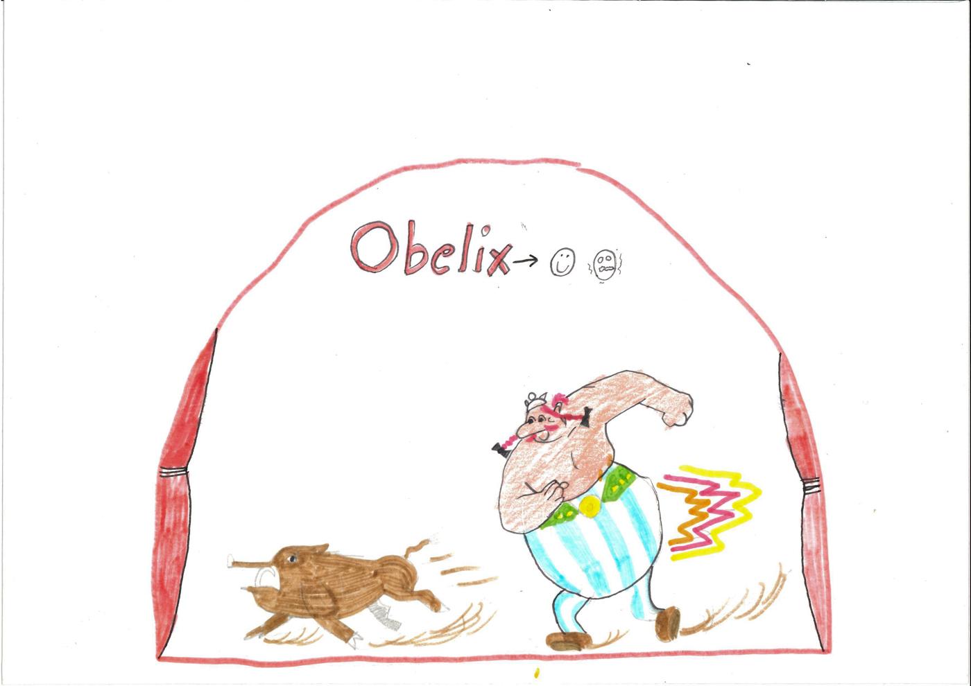 asterix et obelix