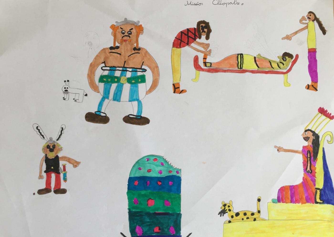 asterix et obelix mission cleopatre