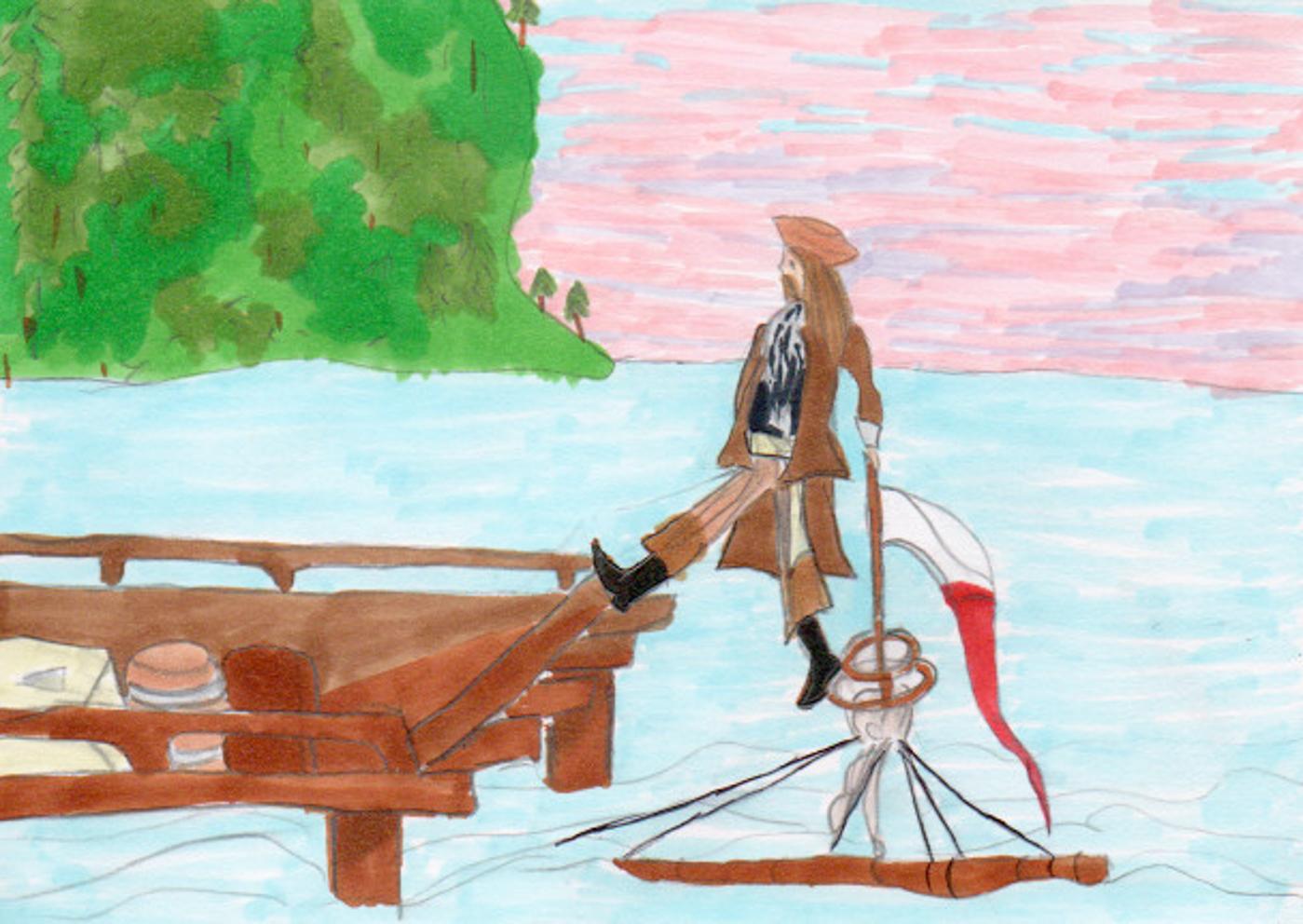 pirates des caraibes la malediction du black pearl